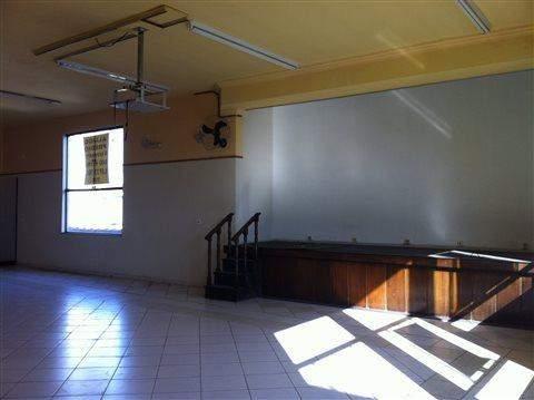 Palco Do Salão