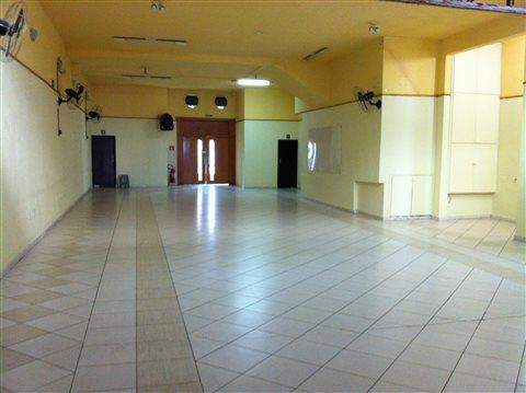 Salão 460 m2 úteis