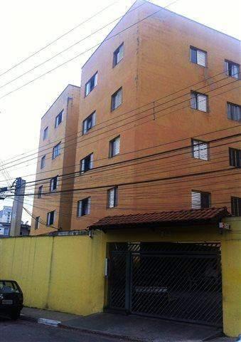 Apartamento em condomínio, 2 dorms, 1 wc, 1 vaga, 60 m2 úteis