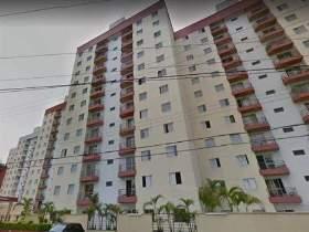 Apartamento em condomínio, 2 dorms, 1 suíte, 2 wcs, 1 vaga, 55 m2 úteis
