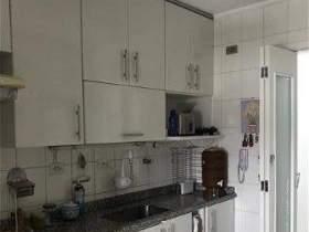 Apartamento 2 dorms, 1 suíte, 1 wc, 1 vaga, 55 m2 úteis