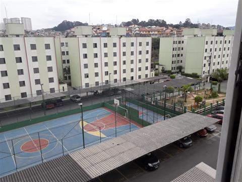 Apartamento à venda em Guarulhos (V Rio de Janeiro), 2 dormitórios, 1 banheiro, 1 vaga, 46 m2 de área útil, código 29-939 (foto 3/12)