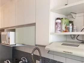 Apartamento 2 dorms, 1 suíte, 1 wc, 2 vagas, 55 m2 úteis