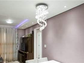 Apartamento 2 dorms, 1 suíte, 2 wcs, 1 vaga, 58 m2 úteis