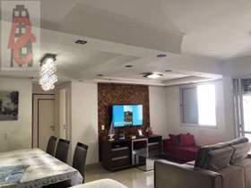 Apartamento 2 dorms, 1 suíte, 2 wcs, 2 vagas, 83 m2 (total)