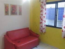 Apartamento à venda em Praia Grande, 2 dorms, 1 wc, 1 vaga, 42 m2 úteis