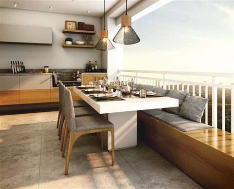 Apartamento à venda em Guarulhos (Gopouva), 2 dormitórios, 1 suite, 2 banheiros, 1 vaga, 56 m2 de área útil, código 306-1 (foto 1/10)