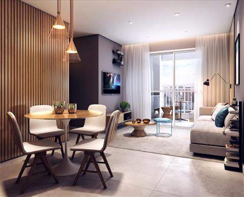 Apartamento à venda em Guarulhos (Gopouva), 2 dormitórios, 1 suite, 2 banheiros, 1 vaga, 56 m2 de área útil, código 306-1 (foto 2/10)