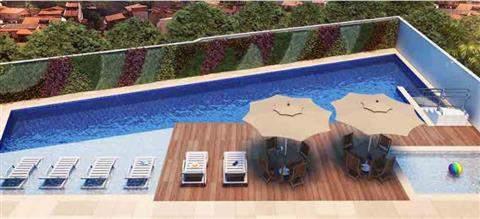 Apartamento à venda em Guarulhos (Gopouva), 2 dormitórios, 1 suite, 2 banheiros, 1 vaga, 56 m2 de área útil, código 306-1 (foto 3/10)