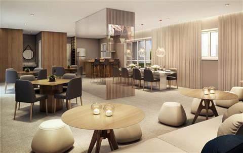 Apartamento à venda em Guarulhos (Gopouva), 3 dormitórios, 1 suite, 2 banheiros, 2 vagas, 73 m2 de área útil, código 306-2 (foto 9/10)