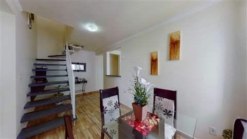 Cobertura à venda em São José Dos Campos (Bosque Dos Eucaliptos - Zona Sul), 2 dormitórios, 2 banheiros, 2 vagas, 90 m2 de área útil, código 309-6 (foto 1/14)
