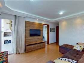 Cobertura 3 dorms, 1 suíte, 2 wcs, 2 vagas, 100 m2 úteis