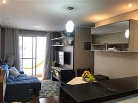 Apartamento à venda em Guarulhos, 3 dorms, 1 suíte, 2 wcs, 2 vagas, 63 m2 úteis